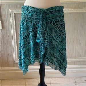 Profile by Gottex Large swim skirt coverup great!